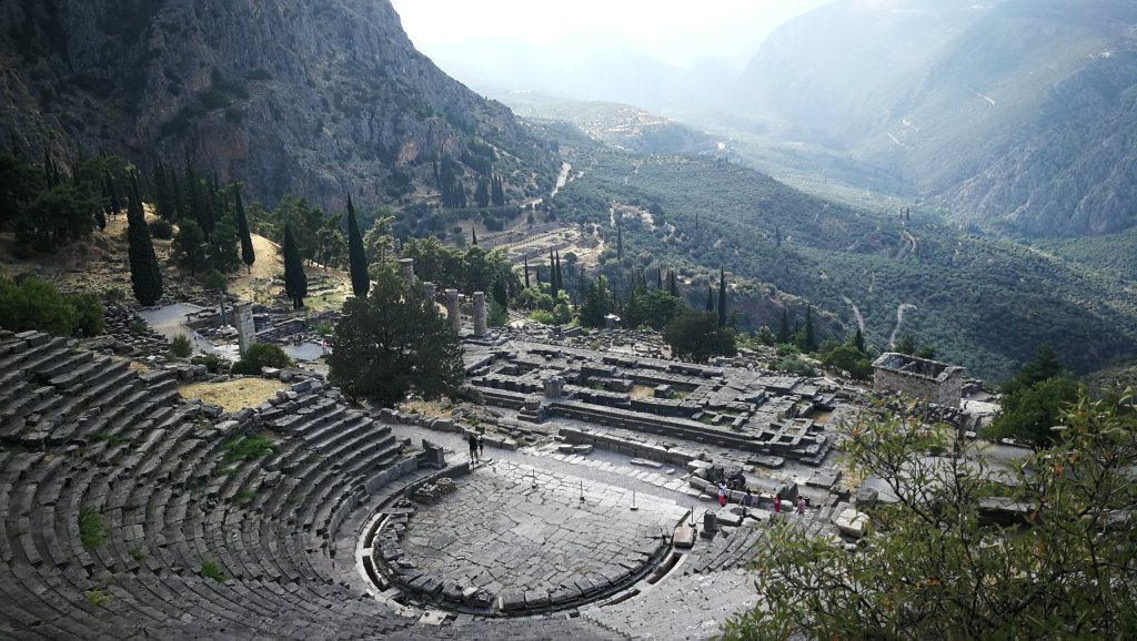 Oracle of Delphi overview